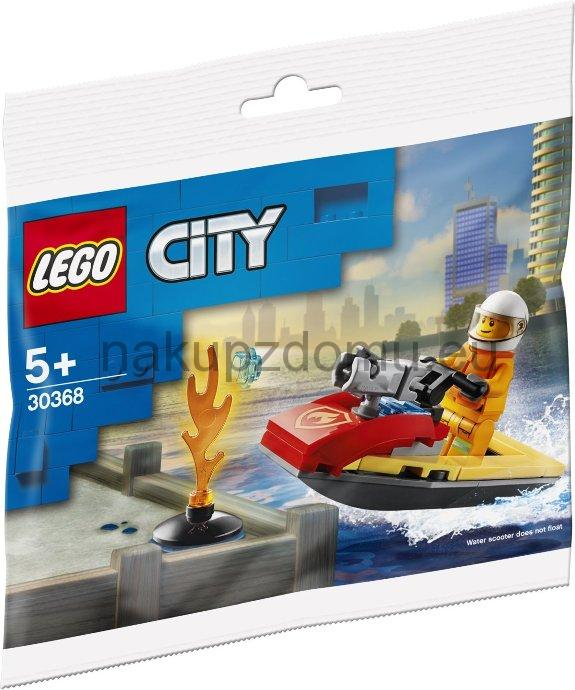 LEGO City 30368 Fire Rescue Water Scooter