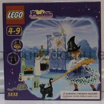 LEGO Belville 5838 The Wicked Madam Frost
