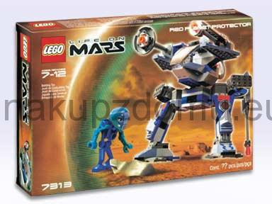 LEGO Life of Mars 7313 Red Planet Protector