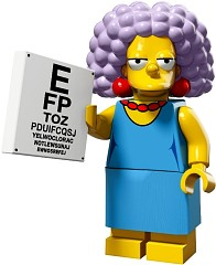 LEGO Minifigurky 71009-11 The Simpsons