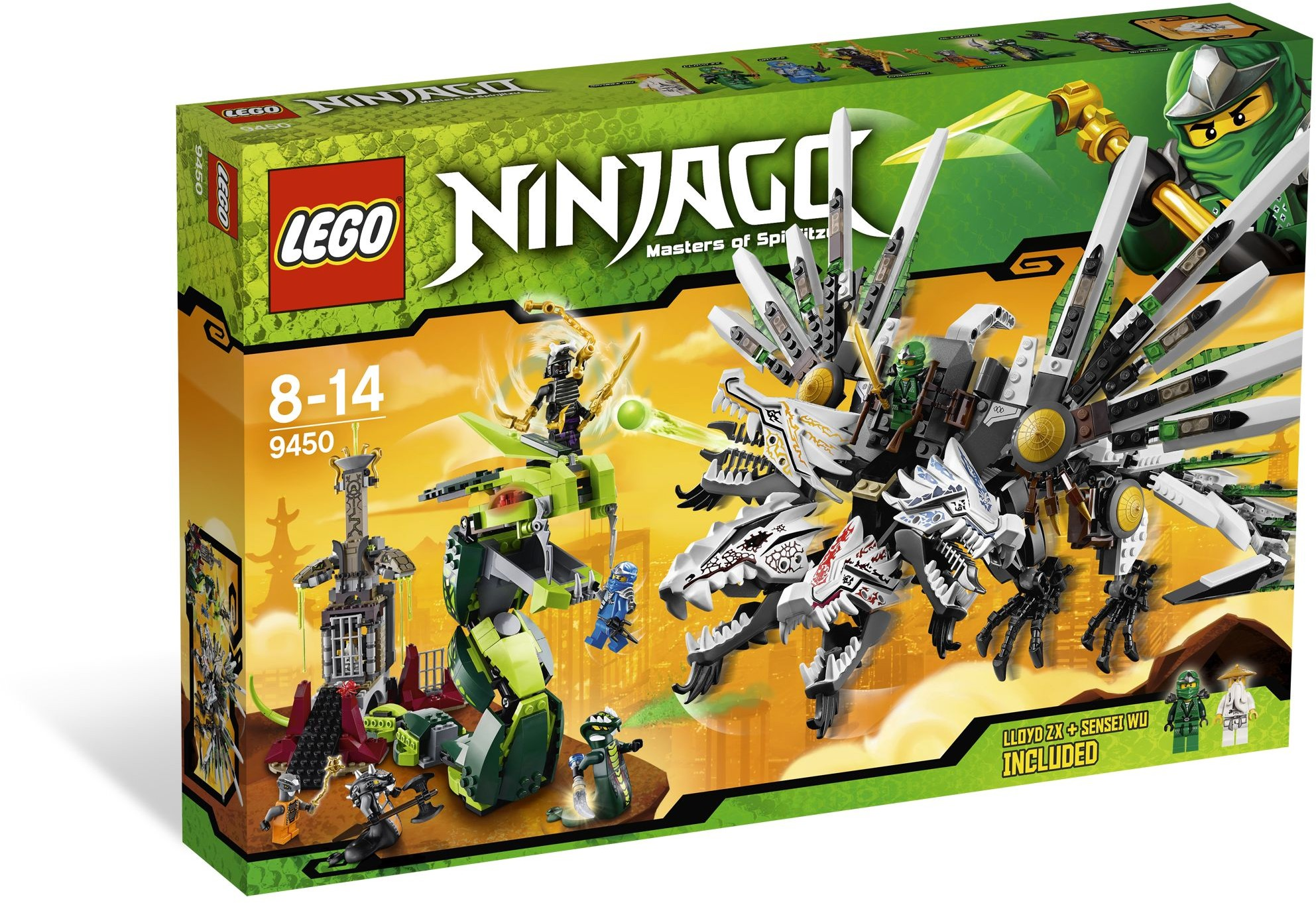 Lego lego ninjago - Ninjago saison 2 ...
