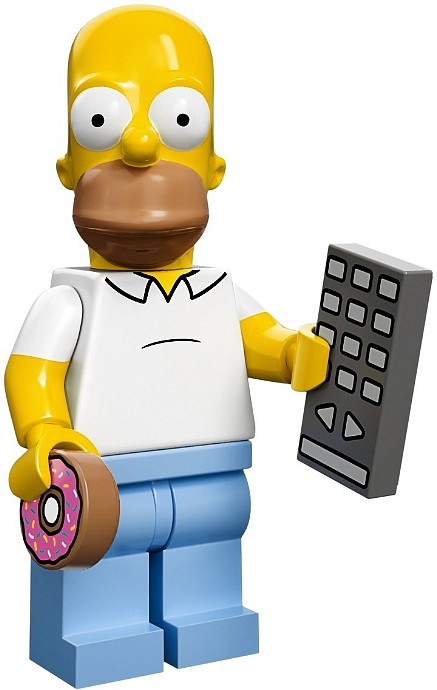 LEGO Minifigurky 71005-1  The Simpsons