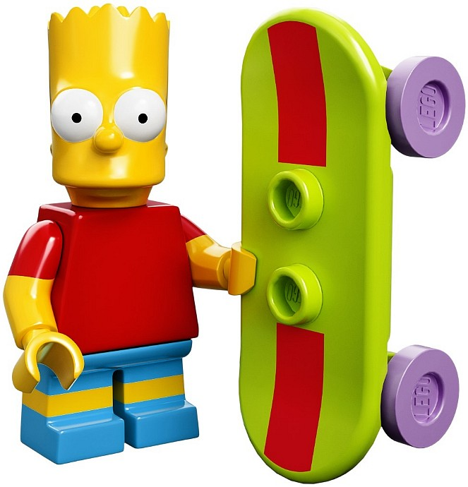 LEGO Minifigurky 71005-2 The Simpsons