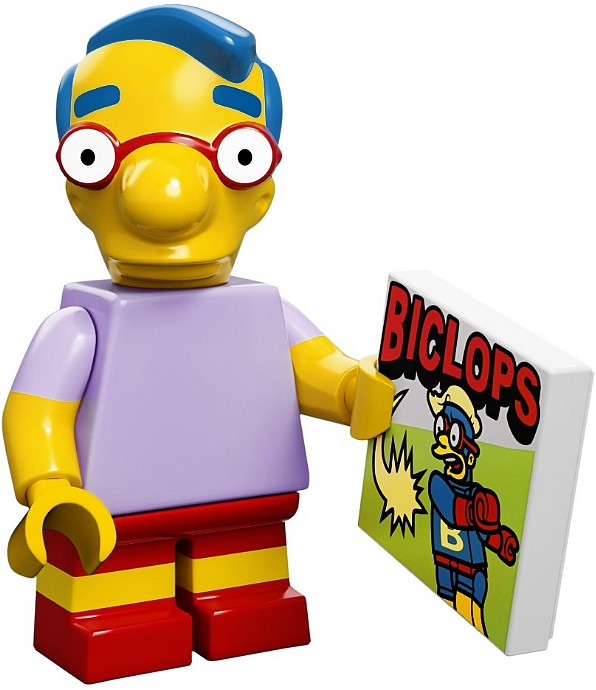 LEGO Minifigurky 71005-9 The Simpsons