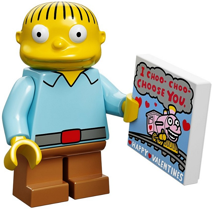 LEGO Minifigurky 71005-10 The Simpsons