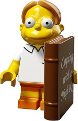 LEGO Minifigurky 71009-8 The Simpsons