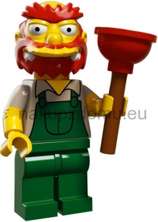 LEGO Minifigurky 71009-13 The Simpsons
