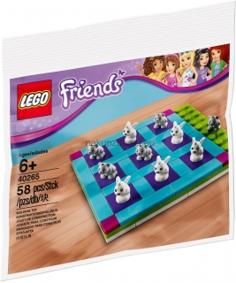LEGO Friends 40265 Piškvorky