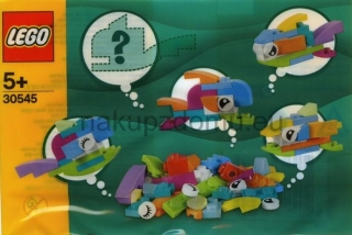 LEGO Creator 30545 Fish Free Builds