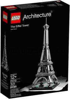 LEGO  Architecture 21019  Eiffel Tower