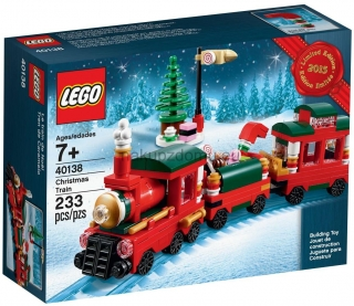 LEGO 40138 Christmas Train 2.jakost