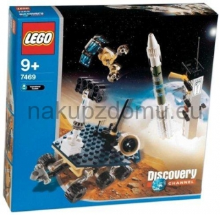 LEGO Discovery 7469 Mise na Mars