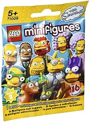 LEGO Minifigurky 71009 The Simpsons