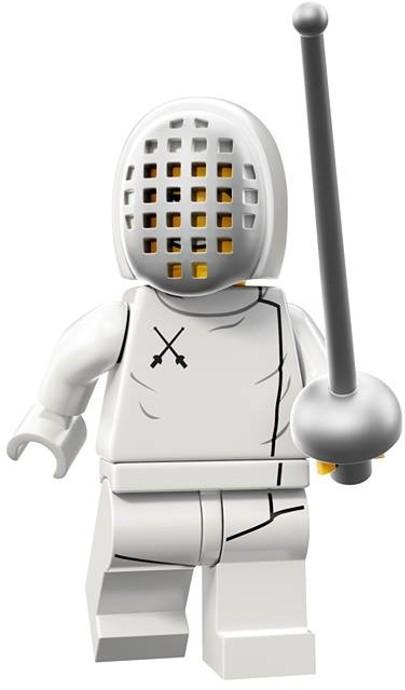 LEGO Minifigurky 71008 série 13-11 (Šermíř)