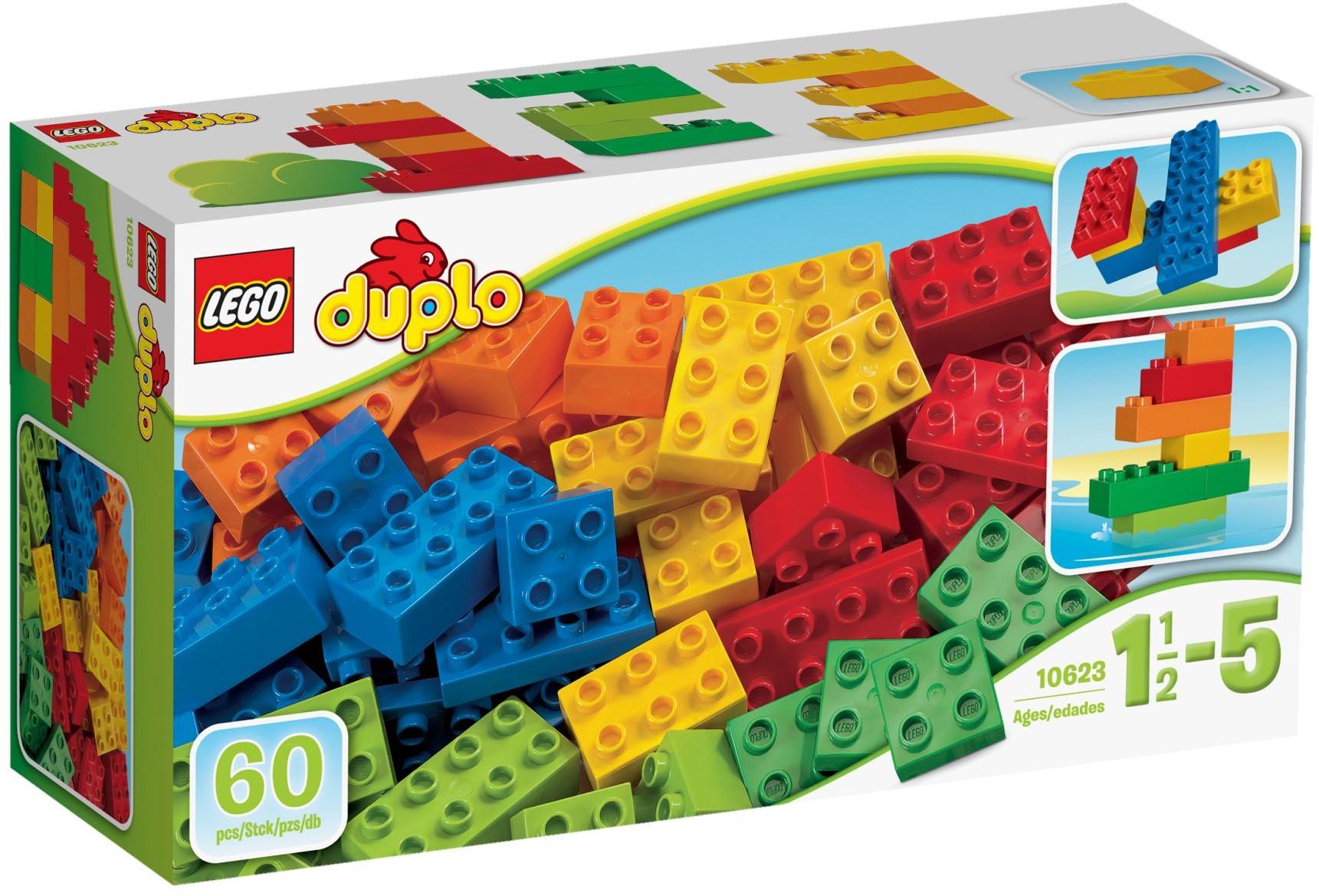 LEGO Duplo 10623 Kreativní box