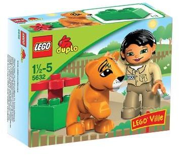 LEGO Duplo 5632 Péče o zvířátka