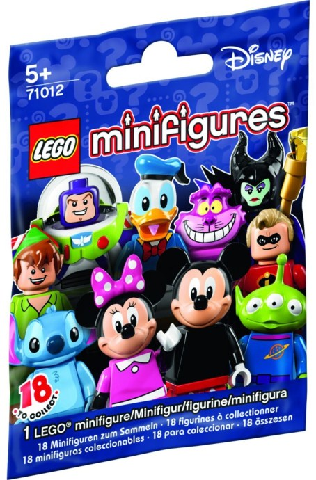 LEGO 71012 Minifigurky série Disney