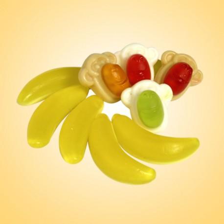 Opice a banány 1000g