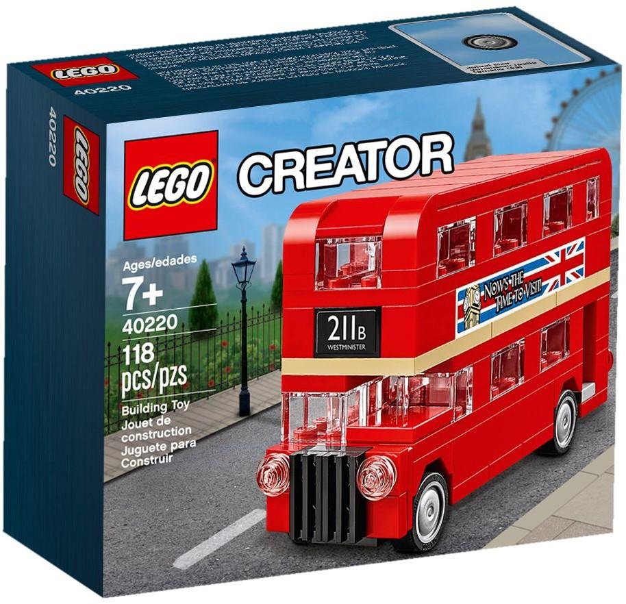 LEGO Creator 40220 Londýnský autobus