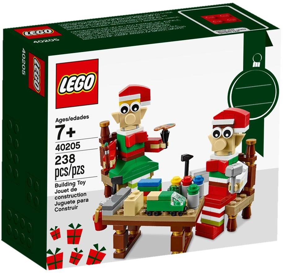 LEGO 40205 Malí skřítci pomocníci