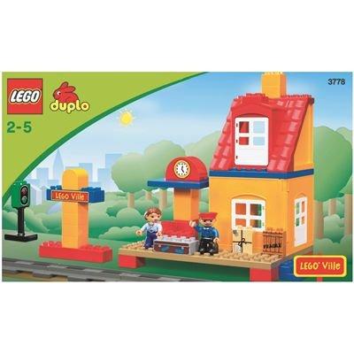 LEGO Duplo 3778 Nádraží