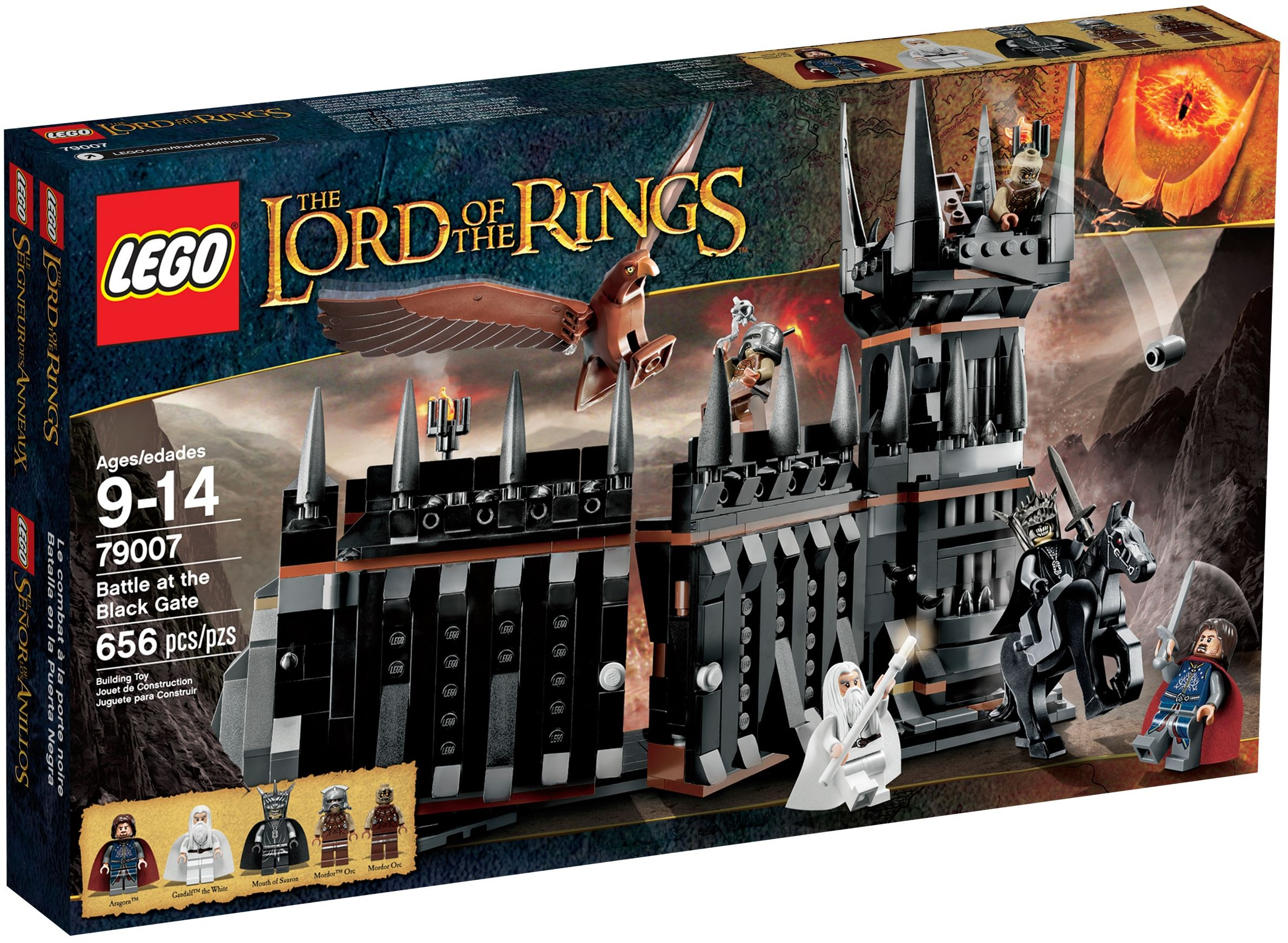 LEGO The Lord of the Rings 79007 Bitva u Černé brány