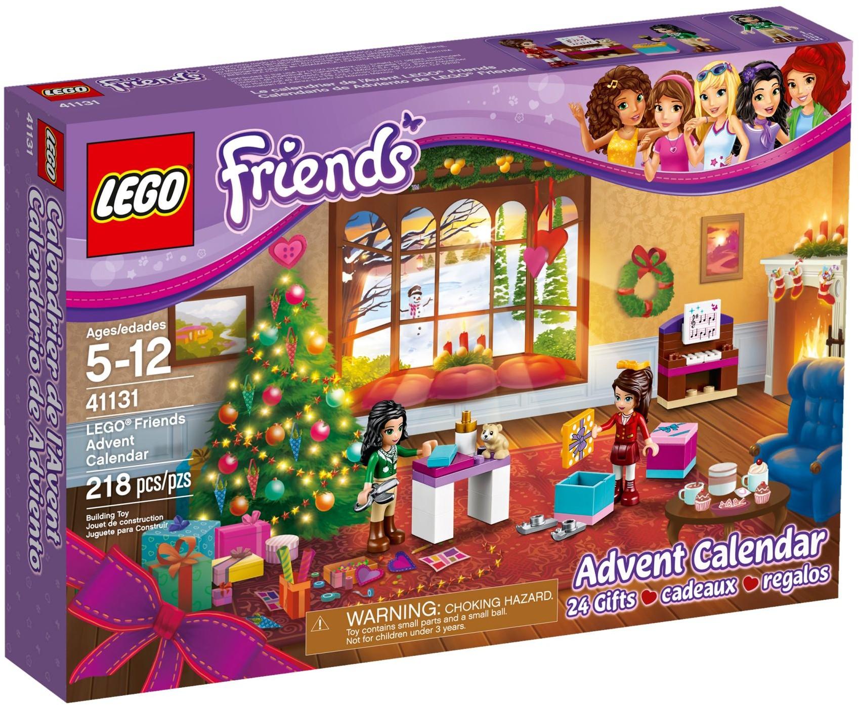LEGO Friends 41131 Adventní kalendář
