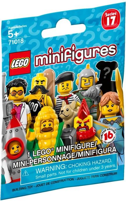 LEGO 71018 Minifigurky 17. série