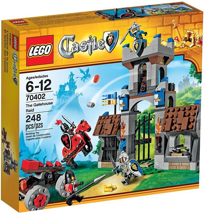LEGO Castle 70402 Přepadení strážnice