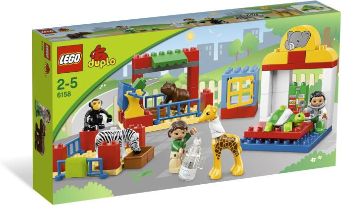 LEGO Duplo 6158 Klinika pro zvířata