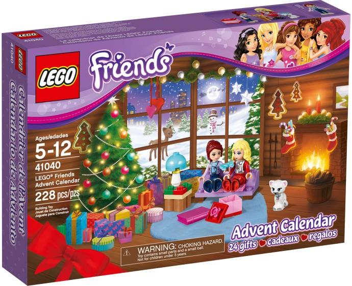 LEGO Friends 41040 Adventní kalendář