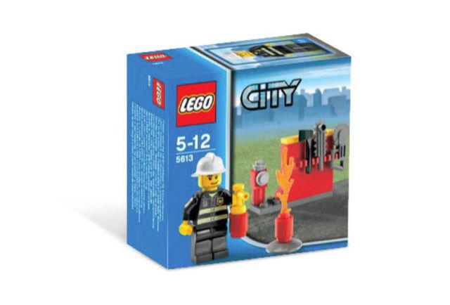 LEGO City 5613 Hasič