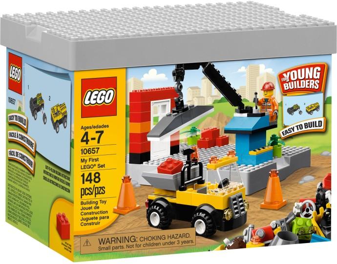 LEGO 10657 Moje první LEGO sada
