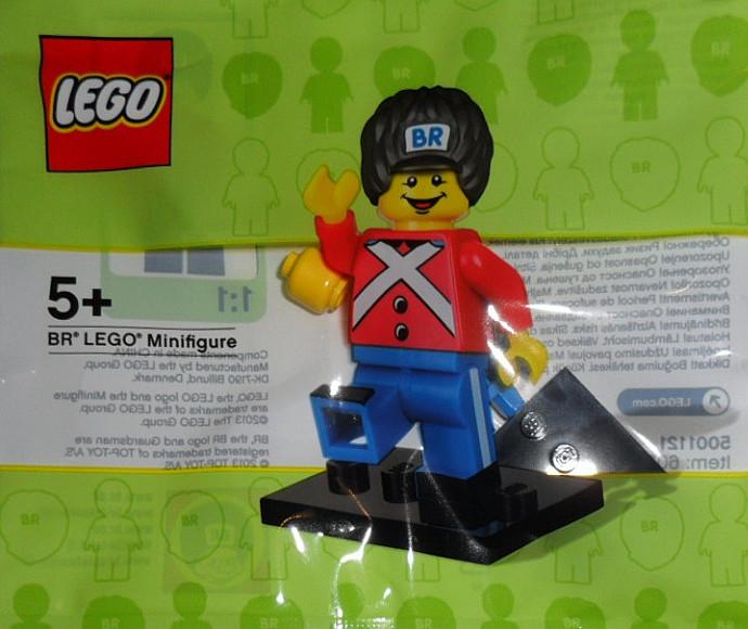 LEGO Minifigurky 5001121 BR LEGO