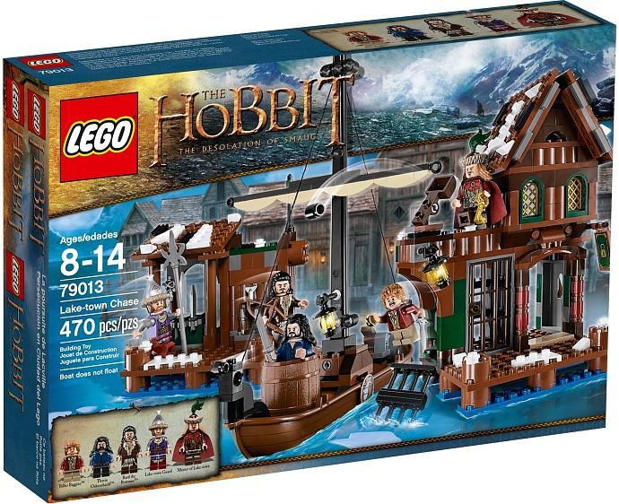 LEGO Hobbit 79013 Honička v Jezerním městě