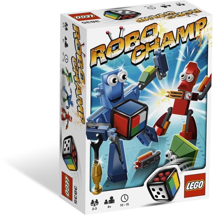 LEGO Stolní hra 3835 Robot šampión