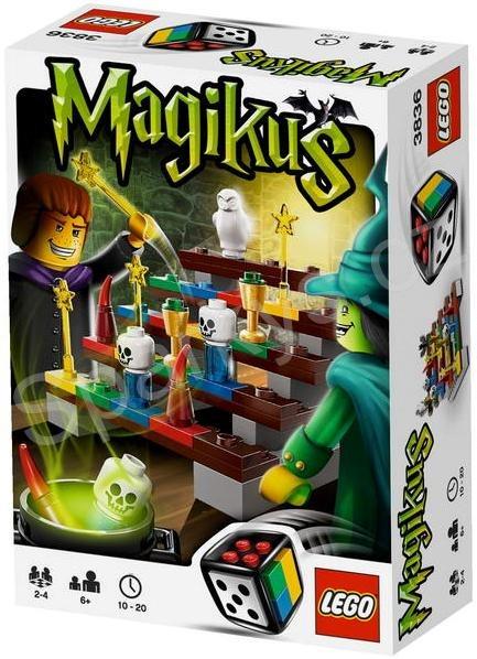 LEGO Stolní hra 3836 Magikus