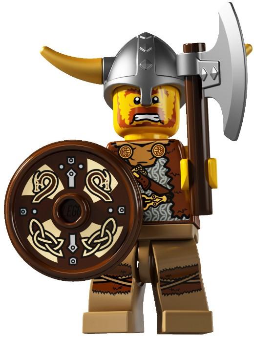 LEGO Minifigurky 8804 série 4-6 (Viking)