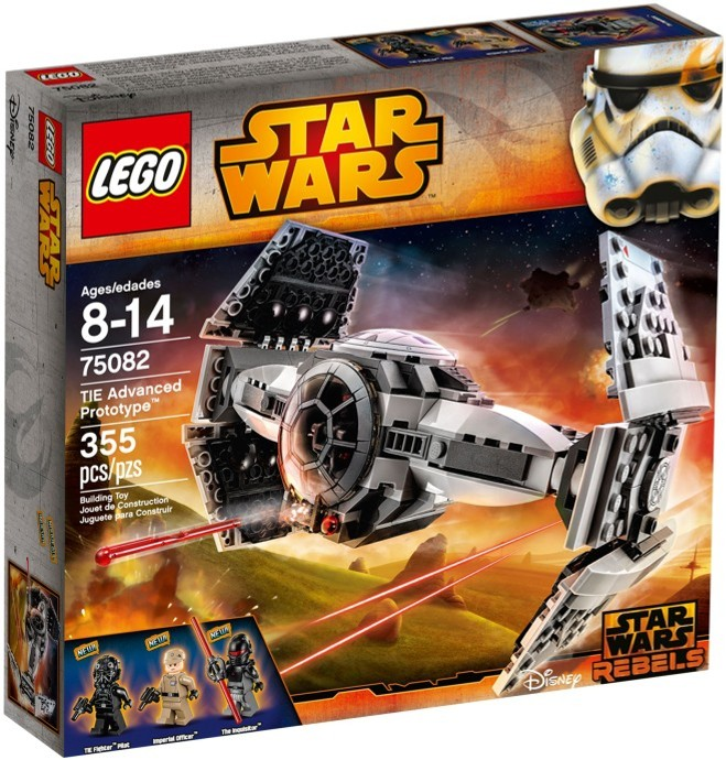 LEGO Star Wars 75082 Inkvizitor