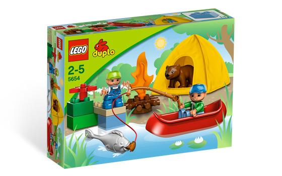 LEGO Duplo 5654 Výprava na ryby