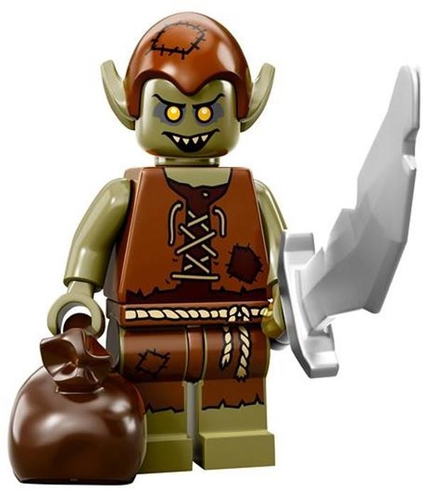LEGO Minifigurky 71008 série 13-5 (Goblin)