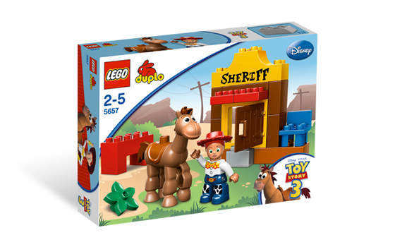 LEGO Duplo Toy story 5657 Jessie v akci