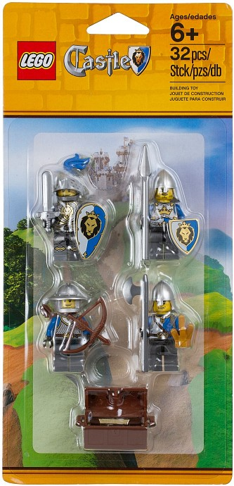 LEGO Castle 850888 Knights Accessory Set