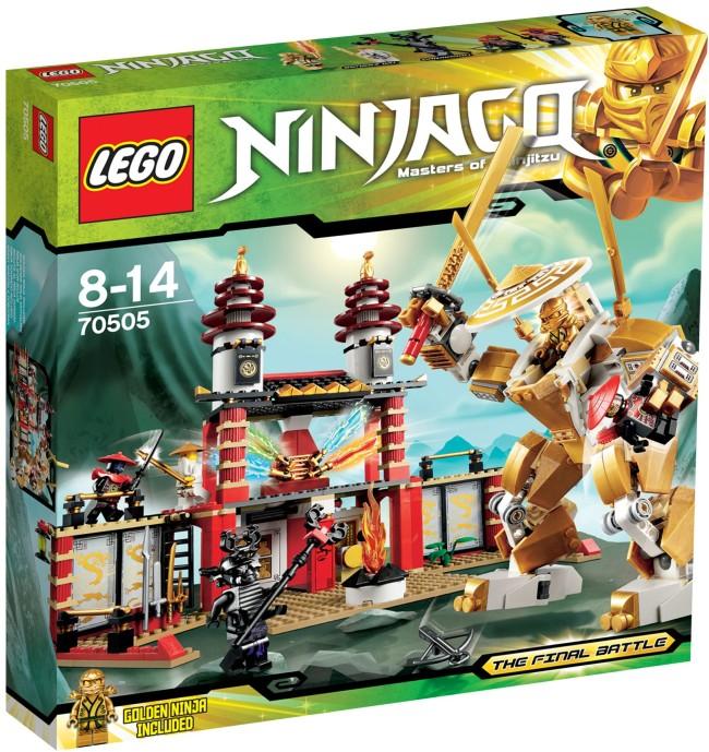 LEGO Ninjago 70505 Chrám světla