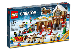 LEGO Creator 10245 Santova dílna