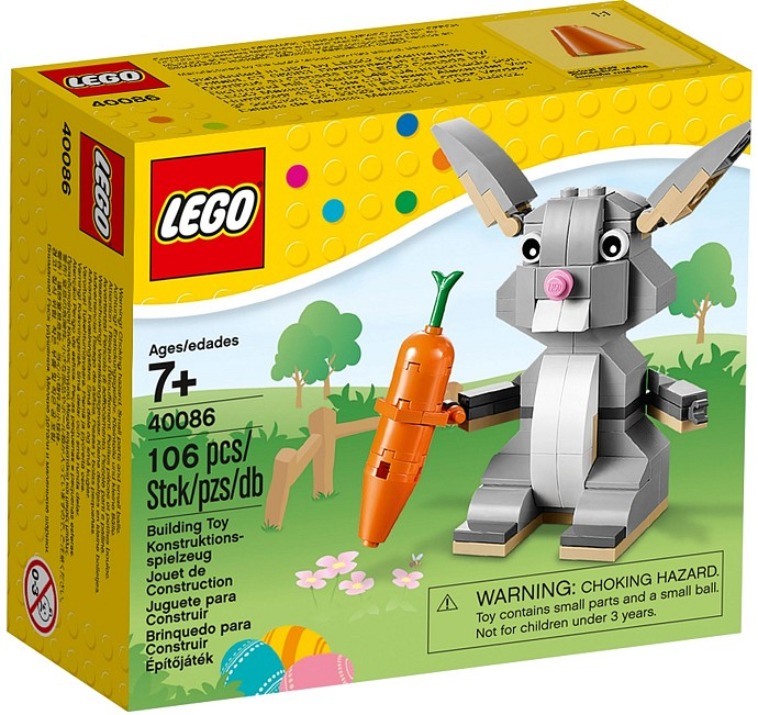 LEGO 40086 Velikonoční zajíc