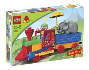 LEGO Duplo 5606 Můj první vlak