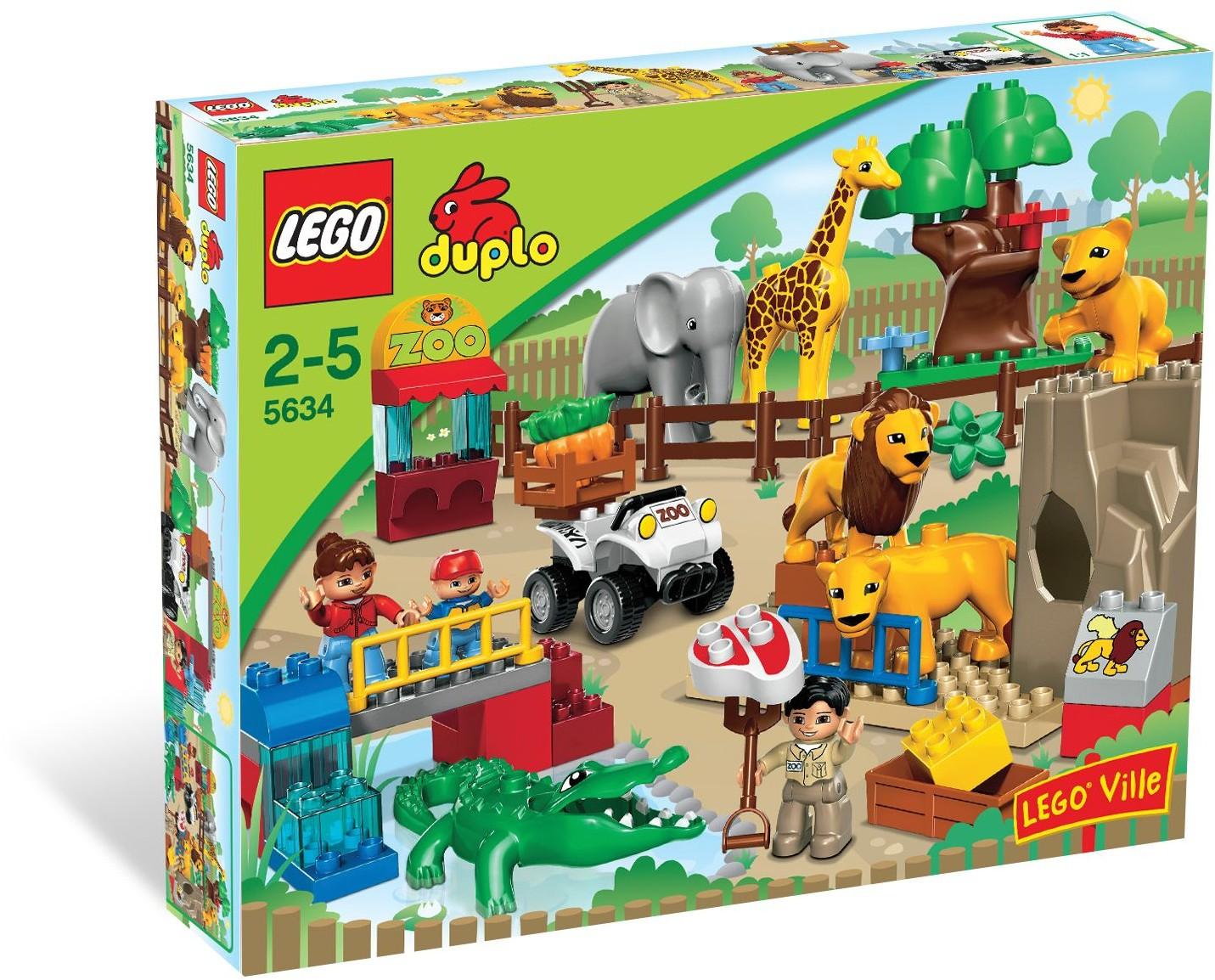 LEGO Duplo 5634 Krmení v ZOO