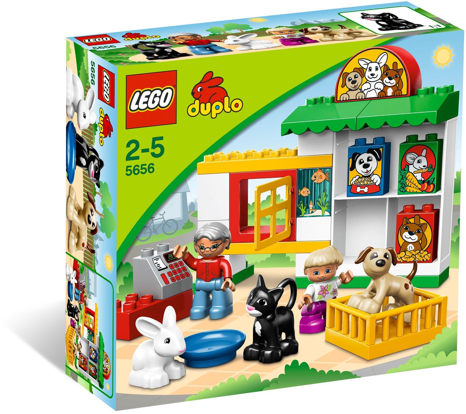 LEGO Duplo 5656 Zverimex