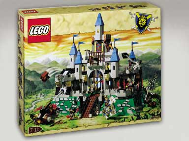 LEGO Castle 6098 Královský hrad